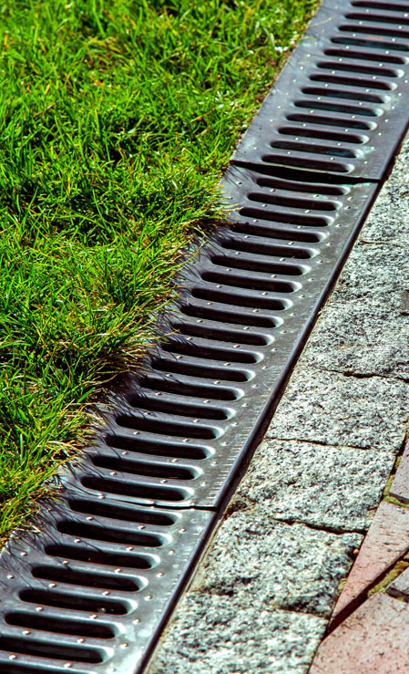 Green FX Landscaping Drainage Improvements